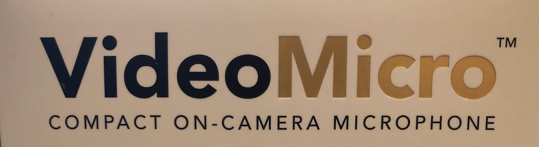 VideoMicroロゴ