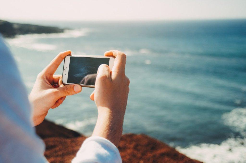 iPhone動画撮影
