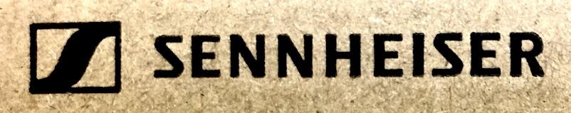 SENNHEISER HD599 SE ロゴ