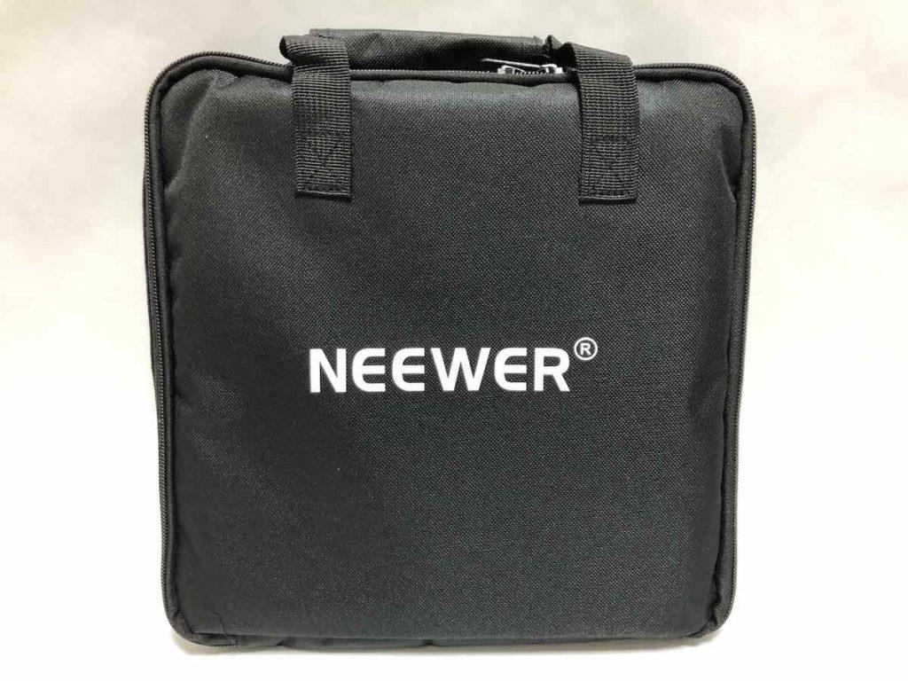 NEEWER 480 LEDビデオライト キャリーバッグ