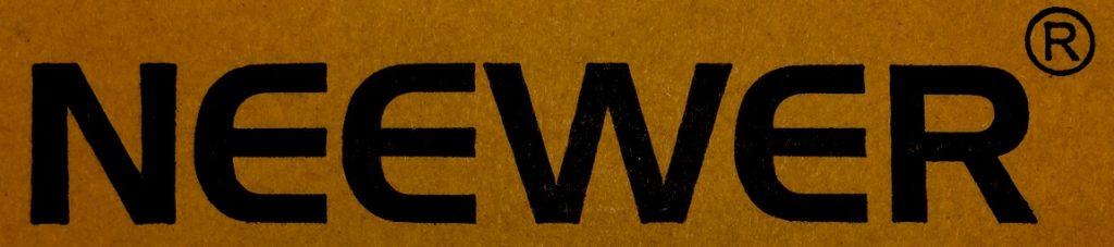 NEEWER 480 LEDビデオライト ロゴ1