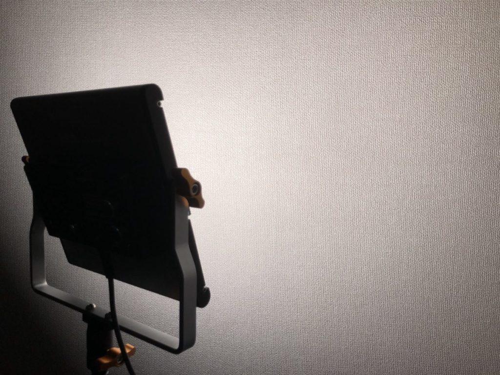NEEWER 480 LEDビデオライト 白黄ハーフ