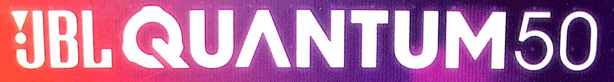 JBL Quantum50 ロゴ