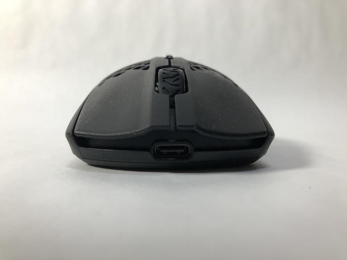 SteelSeries Aerox3 Wireless 本体 正面