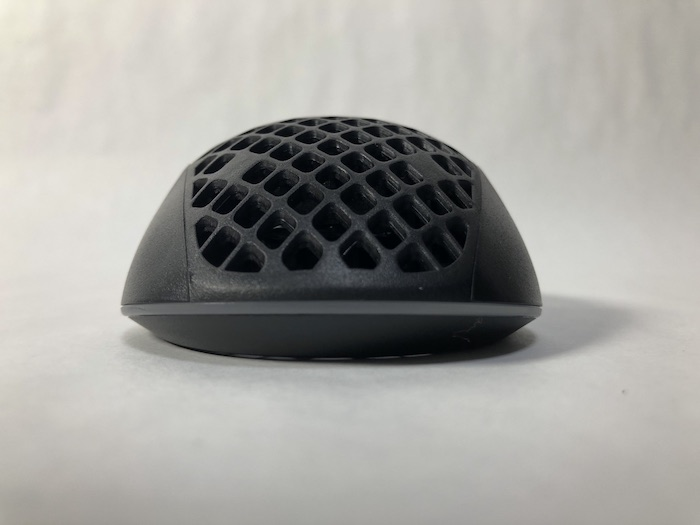 SteelSeries Aerox3 Wireless 本体 背面
