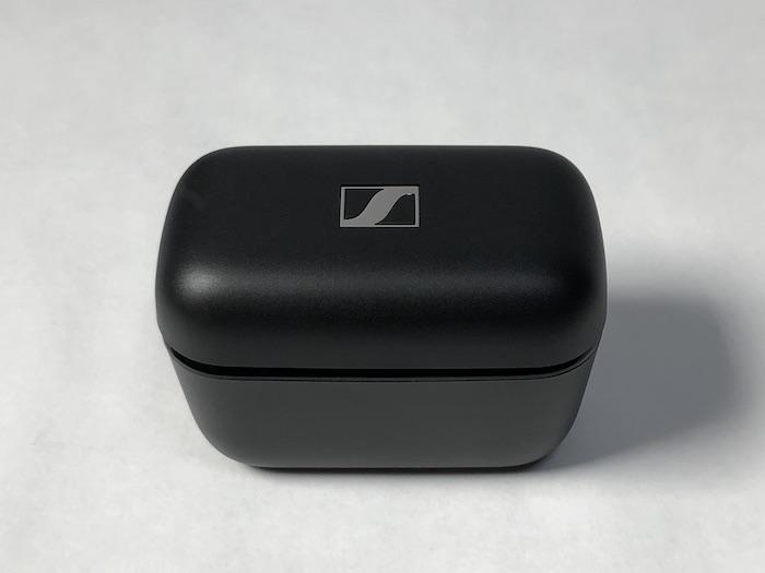 SENNHEISER CX 400BT True Wireless 充電ケース 外観