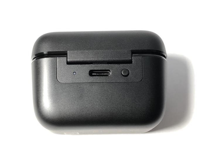 SENNHEISER CX 400BT True Wireless 充電ケース 背面