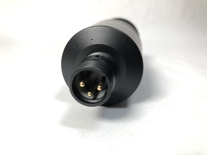 audio-technica AT2020 端子部