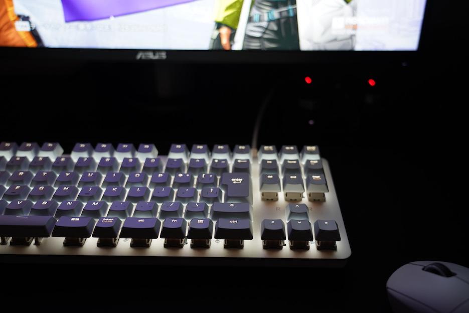 Razer BlackWidow Lite JP ライトアップ ver3
