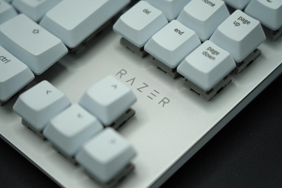 Razer BlackWidow Lite JP ロゴ