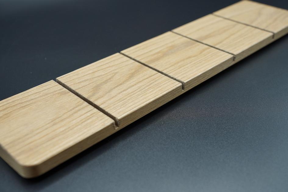 Filco Genuine Wood Wrist Rest 底面
