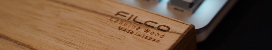 Filco Genuine Wood Wrist Rest 概要挿絵