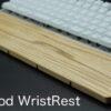 Filco Genuine Wood Wrist Rest
