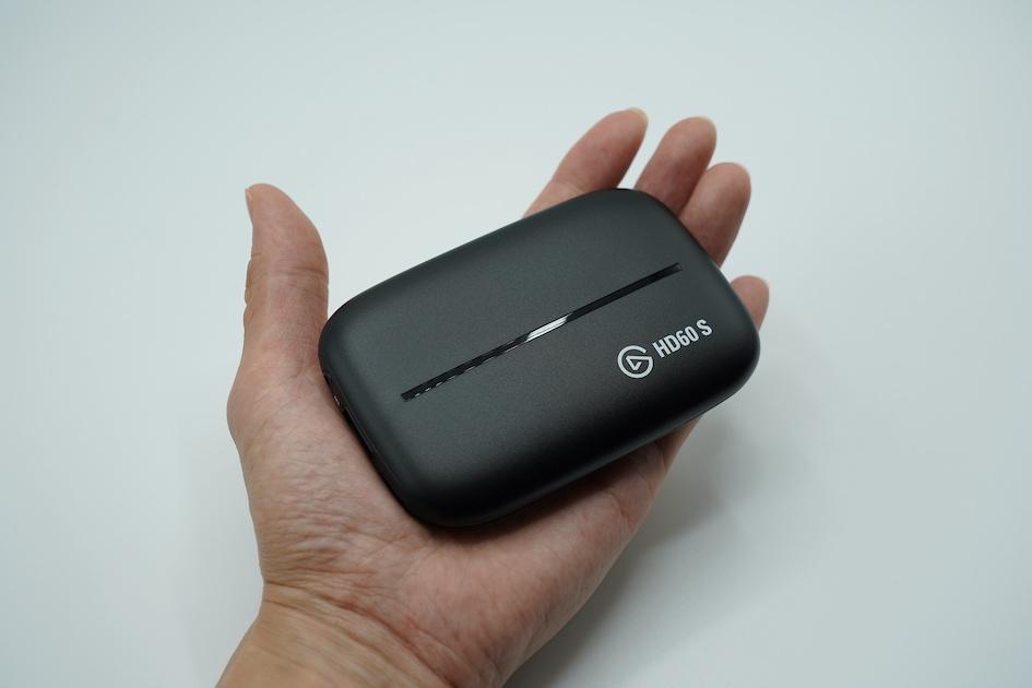 Elgato HD60S サイズ感